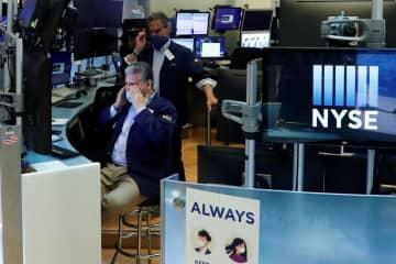 NY株、2万5千ドル回復 経済活動再開で2カ月半ぶり高 画像1