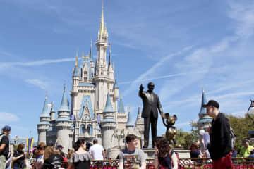 米ディズニーリゾート7月再開へ フロリダ州のテーマパーク 画像1