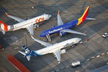 ボーイング、主力機の生産を再開 737MAX、1月から停止 画像1