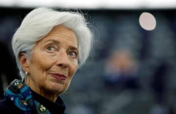 欧州中銀、量的緩和拡大を議論へ 6月理事会、景気落ち込みに対応 画像1