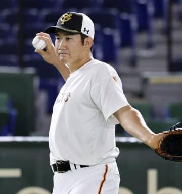 巨人の菅野が開幕投手へ意気込み 3年連続6度目 画像1