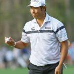 男子ゴルフの松山英樹が渡米 「いいニュース届けたい」 画像1