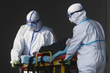コロナ死者数を2倍以上に修正も モスクワ市、国際基準採用 画像1