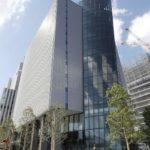 日本スポーツ協会が事務局を置く「ジャパン・スポーツ・オリンピック・スクエア」=東京都新宿区