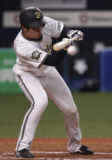 オリックス、小技駆使の打撃練習 田口壮コーチが実戦的アドバイス 画像1