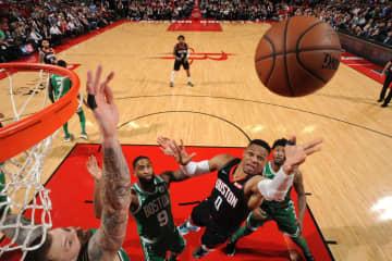 米NBA、再開目標は7月末 GM多数はプレーオフからを希望 画像1