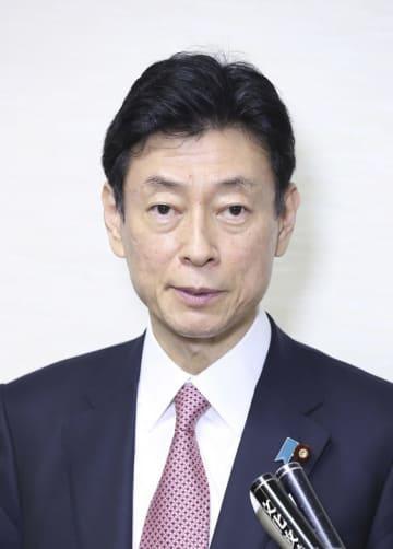 西村氏、コロナ感染増加に危機感 東京と北九州、防止策徹底求める 画像1