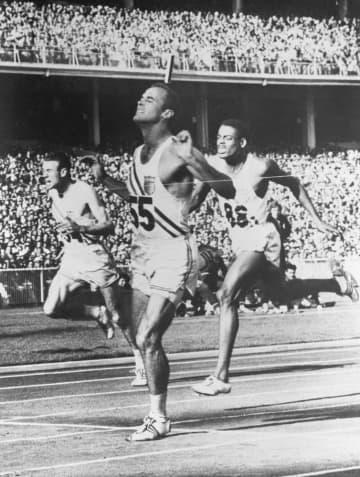 五輪短距離3冠のモローさん死去 メルボルン米国代表で世界記録 画像1