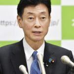 西村氏、宣言再指定の段階にない 東京と福岡、経路特定の割合高く 画像1