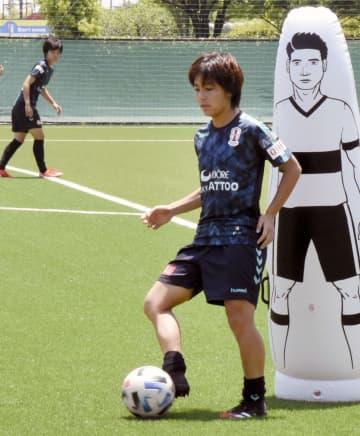 INAC神戸が練習公開 サッカー女子 画像1