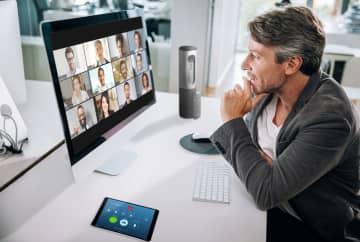 米ズーム、売上高2.7倍に コロナ禍でビデオ通話急拡大 画像1