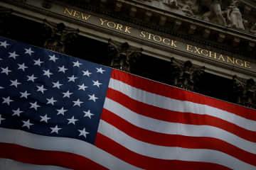 NY株、3カ月ぶり高値 267ドル高、景気回復期待 画像1