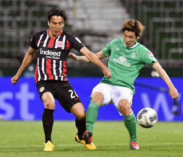長谷部、アジア選手最多出場並ぶ サッカー独1部、チーム快勝 画像1