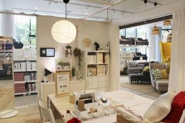 イケア、原宿に初の都心型店舗 8日オープン、カフェも設置 画像1