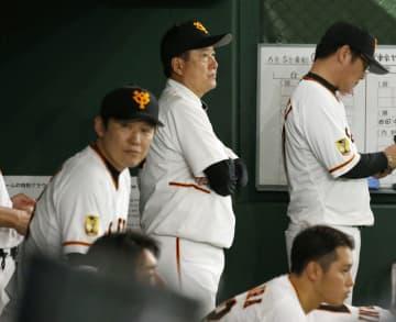 練習試合、巨人が九回に追い付く プロ野球、無観客で6試合 画像1