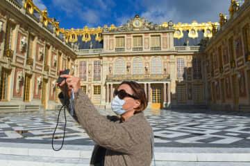 仏ベルサイユ宮殿が再開 スペインでプラド美術館も 画像1