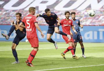 独サッカー、Bミュンヘン9連勝 ドルトムントと7差、次節にもV 画像1