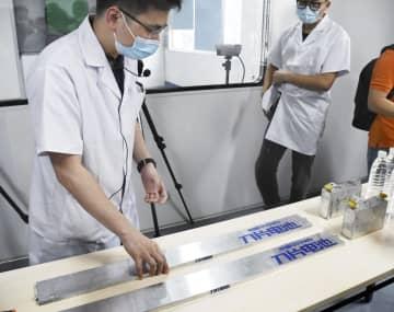 中国EV、新型電池を量産 BYD、「海外勢と商談」 画像1