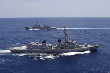 海自の中東派遣第2陣が活動開始 P3C部隊は7月交代 画像1