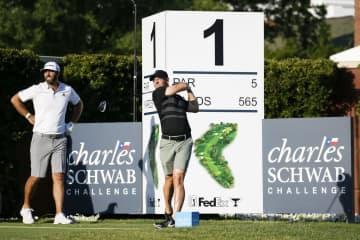 ゴルフ、マキロイらが会場で調整 米男子ツアー、11日再開へ 画像1