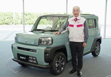 ダイハツ、新型軽自動車を発売 「タフト」、ワゴンとSUV融合 画像1