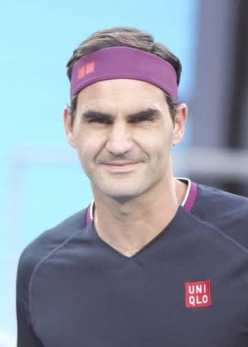 テニス、フェデラーが右膝手術 38歳、今季残り全休 画像1