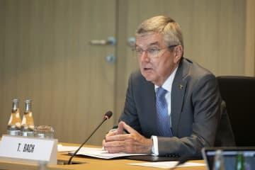 五輪、テスト大会など簡素化検討 IOC会長「大きな進展」 画像1