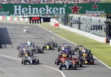 F1日本GP、コロナ禍で中止も ロイター通信、10月鈴鹿で開催 画像1