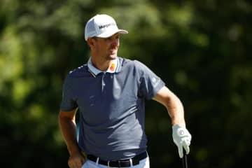 3カ月ぶりに米男子ゴルフ再開 無観客でローズら首位 画像1