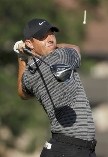 米男子ゴルフ、バーナーが首位 第2日、J・スピースらが追う 画像1