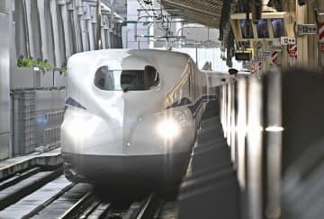 東海道新幹線の新車両、7月登場 N700S、「乗り心地」向上 画像1