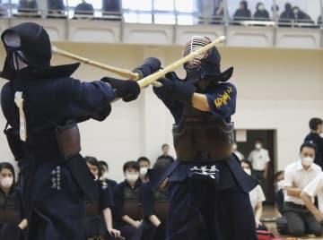 佐賀県高校総体の代替大会が開幕 全国に先駆け、剣道など9競技 画像1