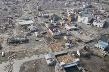 公共工事、ピークから34%減 東日本大震災の被災3県 画像1