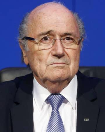 FIFA前会長が捜査対象に ブラッター氏 画像1