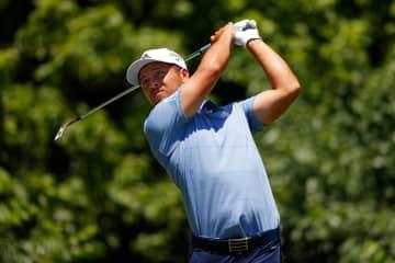 米ゴルフ、シャウフェレ首位浮上 第3日、5選手が1打差で2位 画像1