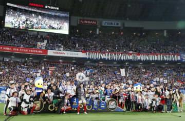 Jリーグが再開後の日程発表 昨季覇者の横浜Mは浦和と対戦 画像1
