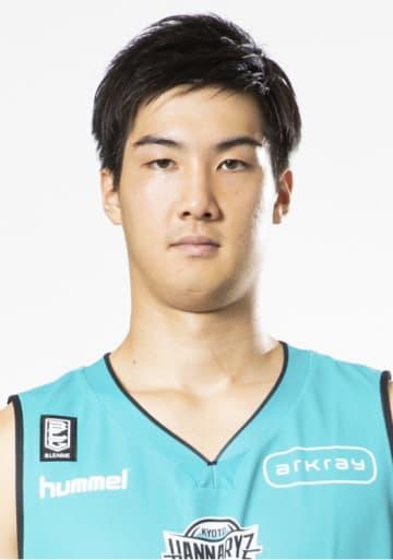 バスケ、中村が韓国KBLへ移籍 今季B1京都所属の22歳 画像1