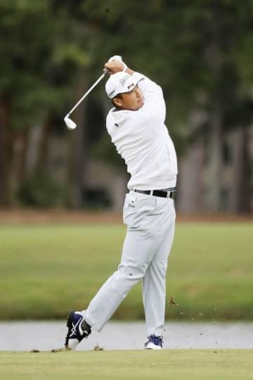 ゴルフ、松山「試合が楽しみ」 米男子ツアー再開2戦目に出場 画像1