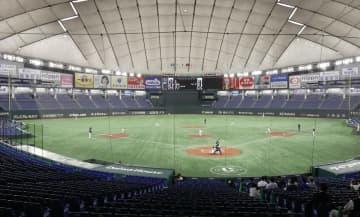 プロ野球19日開幕、3カ月遅れ 当初は公式戦初の無観客試合 画像1