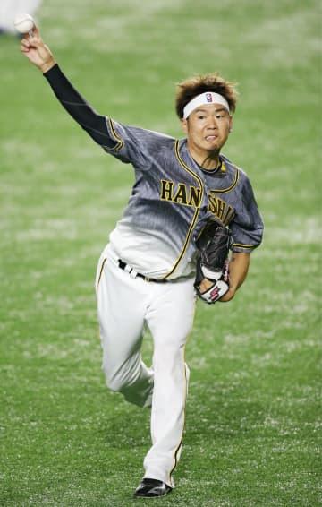 阪神の西勇、開幕投手へ調整 巨人相手に闘志「いつも通り」 画像1