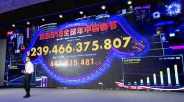 中国、通販セール取引額が6倍に コロナで抑制の消費爆発 画像1