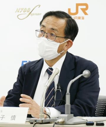 27年リニア開業へ工程「切迫」 JR東海社長 画像1