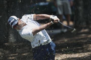 米ゴルフ再開後初戦の松山出遅れ RBCヘリテージ第1日 画像1