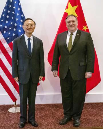 中国、対米貿易で合意実行を約束 香港反発も摩擦緩和に歩み寄り 画像1