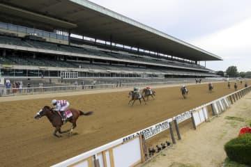 米国競馬、ティズザローが優勝 ベルモントステークス、1番人気 画像1