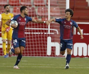 サッカー、岡崎慎司がPK獲得 フル出場、スペイン2部 画像1