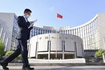 中国人民銀、金利を据え置き 「政策の余地」残す 画像1