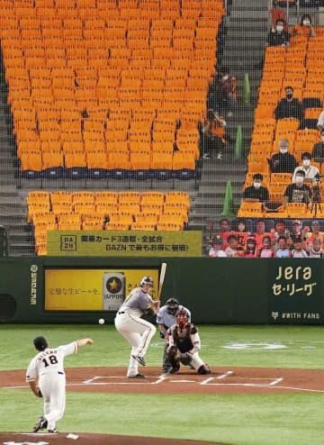 プロ野球、代表者が観客入場決定 段階的に緩和、上限は慎重に検討 画像1