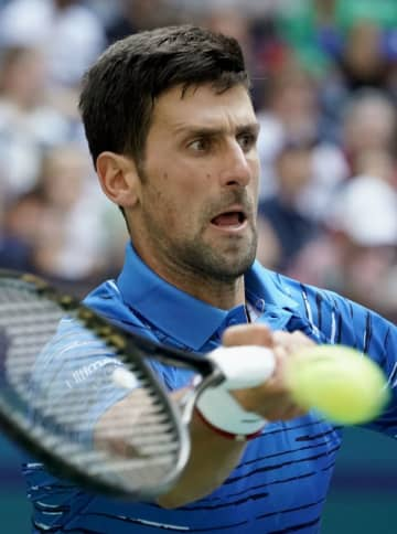 テニスのジョコビッチが検査陽性 世界ランク1位 画像1