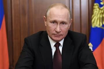 ロシア改憲投票前に経済支援策 プーチン大統領、不満解消狙う 画像1